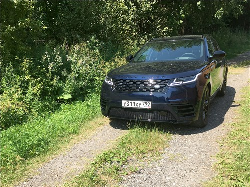 Land Rover Range Rover Velar - land rover range rover velar (2021) высокая культура и стиль