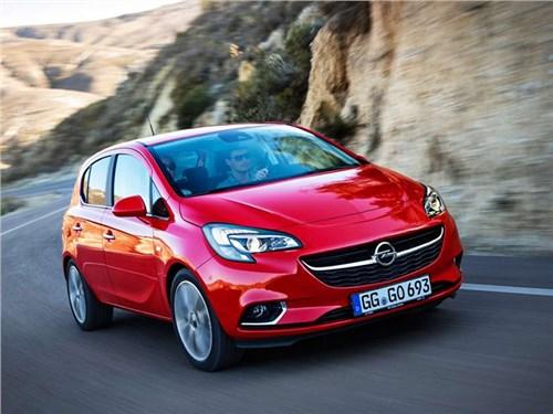 Новая Opel Astra получит платформу PSA