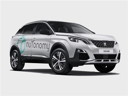 PSA начнет испытания автономных автомобилей в этом году