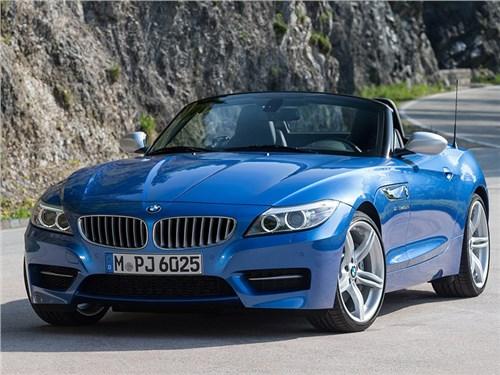 Новость про BMW Z4 - BMW Z4