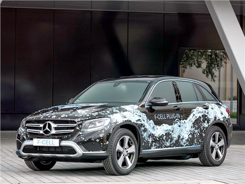 Новость про Mercedes-Benz - Концерн Daimler не будет развивать тему водородных автомобилей