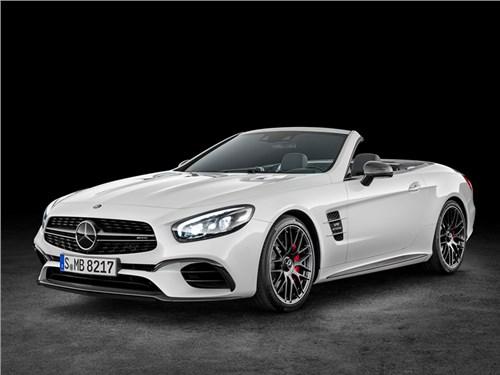 Новость про Mercedes-Benz SL-Class - Mercedes-Benz SL
