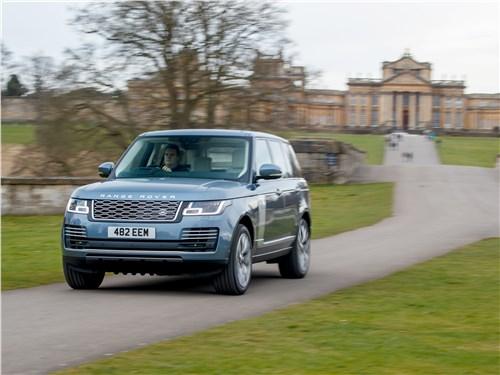 Land Rover Range Rover - land rover range rover phev 2018 четыре сотни лошадей за двадцать тысяч кроликов