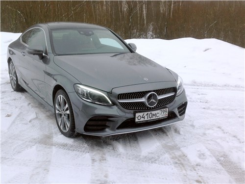 Mercedes-Benz C-Class - mercedes-benz c200 coupe 4matic 2019 запах женщины