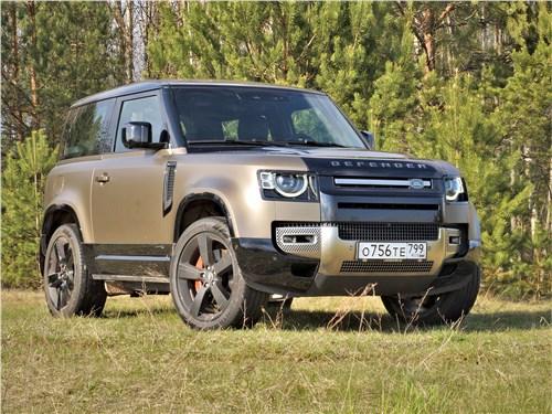 Land Rover Defender 90 - land rover defender 90 (2020) «защитник вольности и прав»
