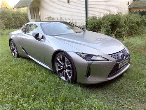 Lexus LC - lexus lc 500 (2021) просто любовь