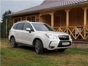 Subaru Forester - subaru forester нового поколения претерпел в основном косметические изменения