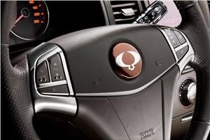 Предпросмотр ssangyong actyon sports 2010 многофункциональное рулевое колесо