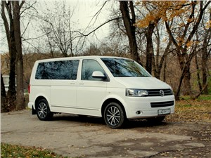 Volkswagen Caravelle (микроавтобус)