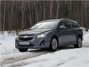 Chevrolet Cruze - chevrolet cruze sw 2013 прагматик