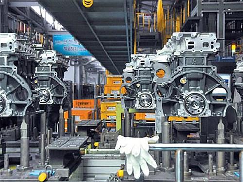 Hyundai может начать производство двигателей в России