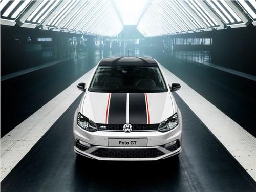 «Горячий» Volkswagen Polo GT появится в России уже этой осенью