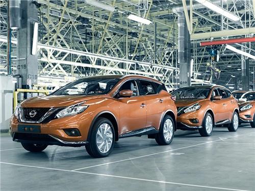 Nissan отзывает автомобили в России