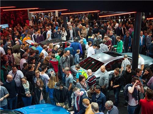 Автопроизводители отказываются от участия в автосалоне во Франкфурте