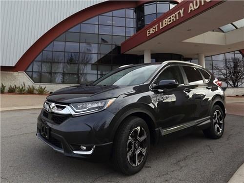 Honda начала производство CR-V для России