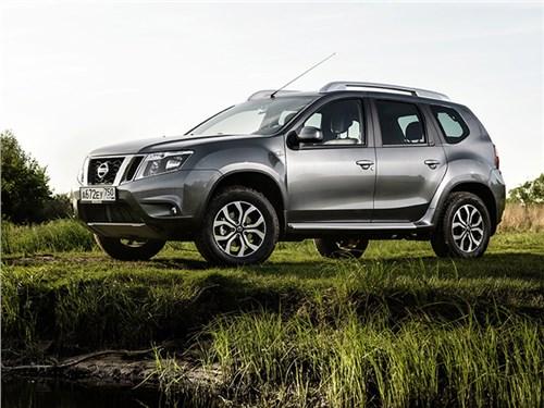 Nissan обновил Terrano для России