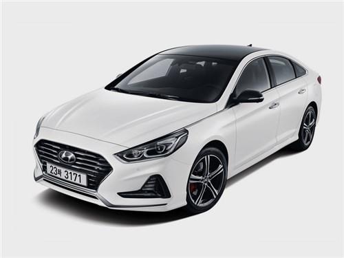 В Россию вернется Hyundai Sonata