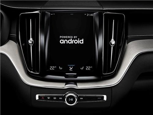 Мультимедиа Volvo будет базироваться на Android