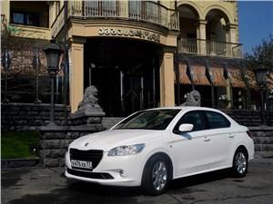 Peugeot 301 - peugeot 301 2013 вид спереди