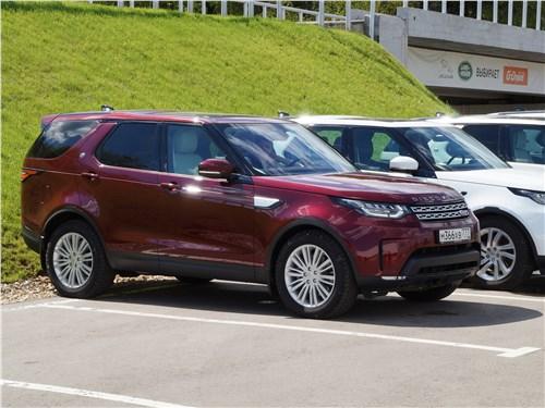 Land Rover Discovery <br />(универсал 5-дв.)