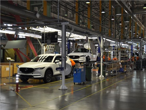Новость про Mazda CX-5 - Mazda CX-5