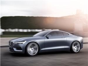 Предпросмотр volvo coupe концепт 2013 вид сбоку фото 2