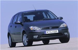 Предпросмотр ford focus 1998 кузов хэтчбек вид спереди