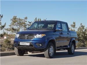 УАЗ Pickup - uaz pickup 2014 с ветерком на… тракторе