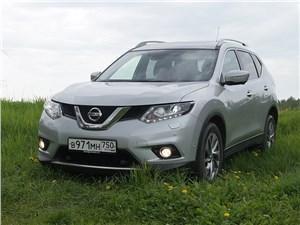 Nissan X-Trail - nissan x-trail 2014 повышение по службе