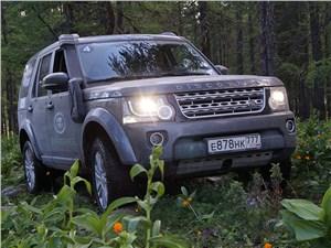 Land Rover Discovery - land rover discovery 2014 доказательство очевидного