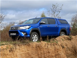 Toyota HiLux - toyota hilux 2016 успеть, пока не поздно