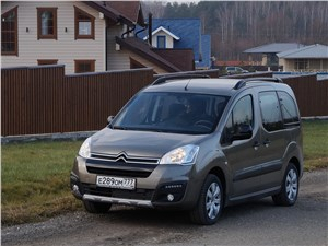 Citroen Berlingo <br />(минивэн)