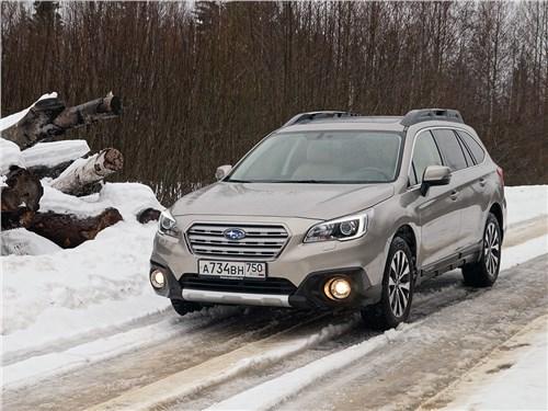 Subaru Outback - subaru outback 2015 большой секрет