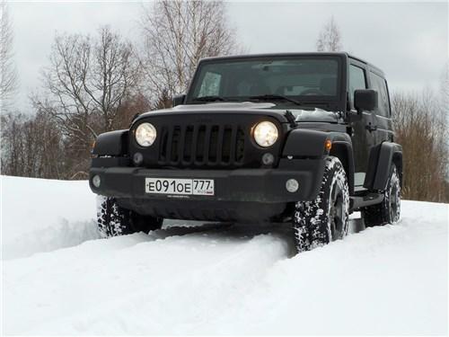 Jeep Wrangler - jeep wrangler 2007 джокер