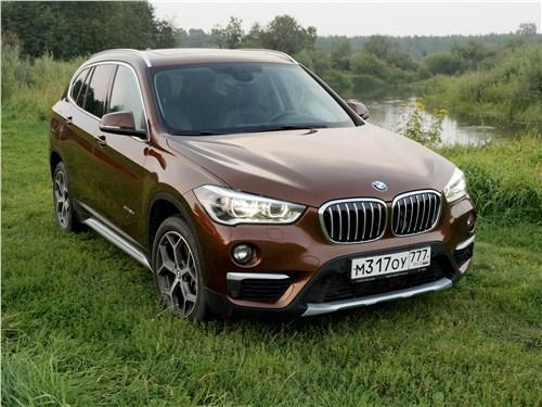 BMW X1 - bmw x1 2016 только вперед!