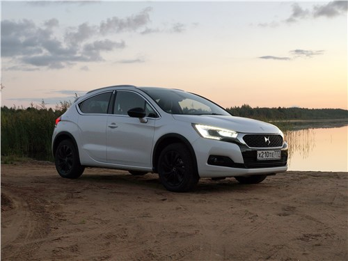DS 4 Crossback (хэтчбек 5-дв.)