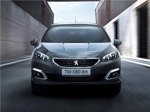 Новость про Peugeot 408 - Peugeot 408