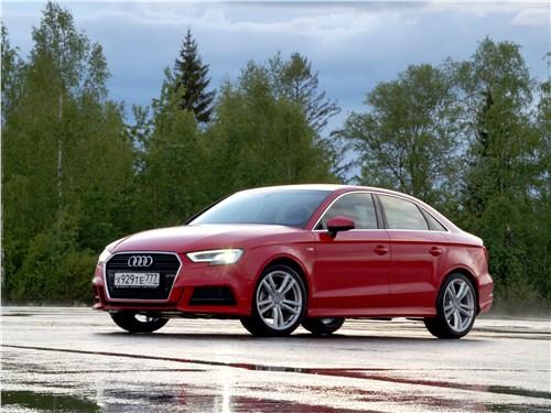Audi A3 - audi a3 sedan 0017 маленькое красненькое платье