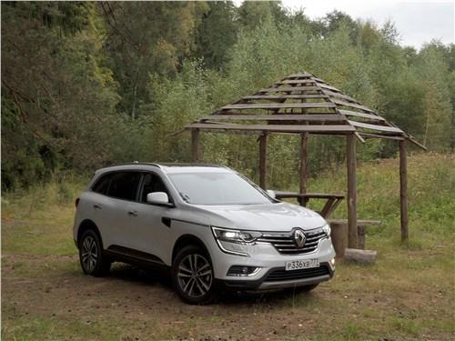 Renault Koleos - renault koleos 2017 ребус