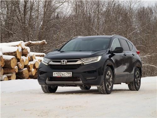 Honda CR-V - honda cr-v 2017 личностный рост