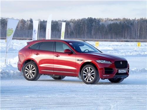 Jaguar F-Pace - jaguar f-pace 2018 знать и уметь
