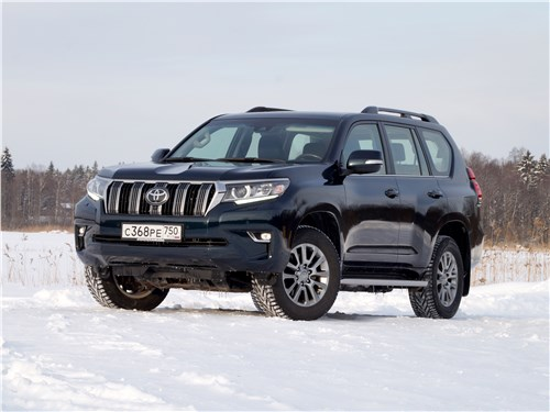 Toyota Land Cruiser Prado <br />(универсал 5-дв.)