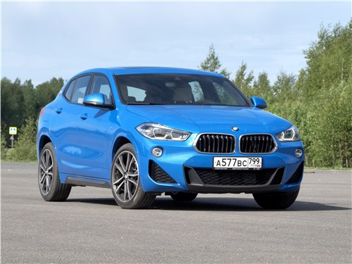 BMW X2 - bmw x2 2019 возведение в квадрат
