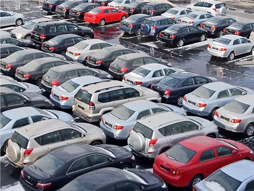 Рынок подержанных машин продолжает расти