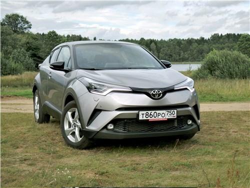 Toyota C-HR - toyota c-hr 2016 продлись, прекрасное мгновенье!