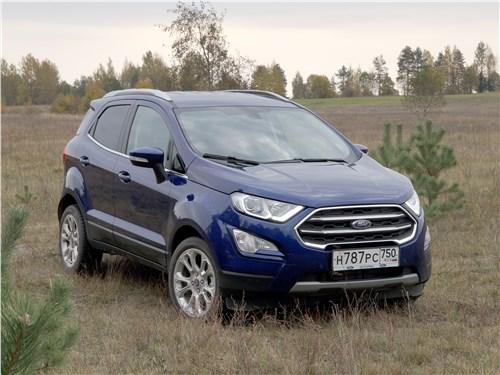 Ford EcoSport - ford ecosport 2018 новое трико спортсмена