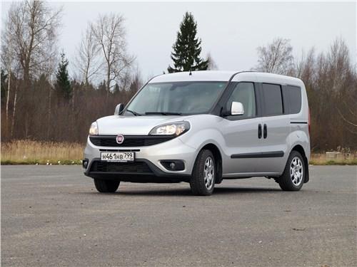 Fiat Doblo - fiat doblo 2015 карета или тыква?