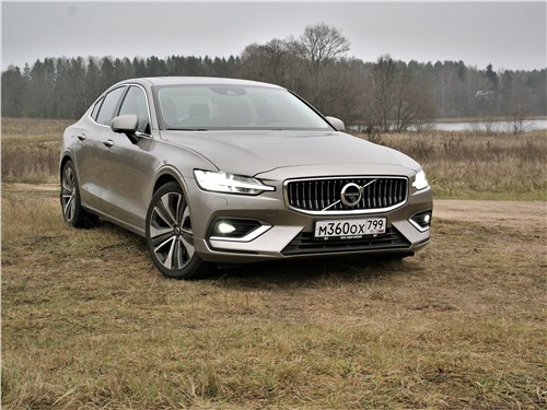 Volvo S60 - volvo s60 и volvo v60 cross country 2019 признаки породы