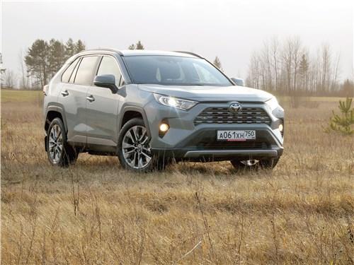 Toyota RAV4 - toyota rav4 2019 детализация счёта