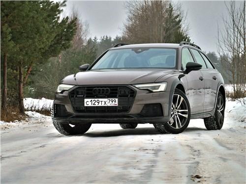 Audi A6 allroad quattro - audi a6 allroad quattro (2020) сила — в привычках